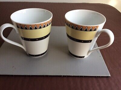 2 Off.  RETRO ~ TTC ~ BY INHESION ~ CUPS/MUGS • 4£