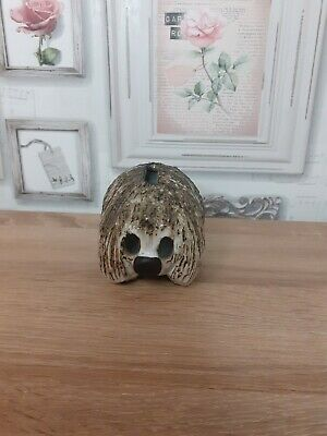 Briglin Pottery Dougal Dog Moneybox Great Condition Signed   • 4.99£