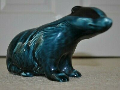Poole Pottery Badger Very Rare Model • 29.99£