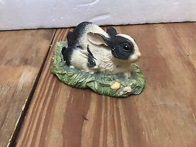 Rabbit Figurine By John Beswick Studio Sculptures The Countryside Series  • 3£