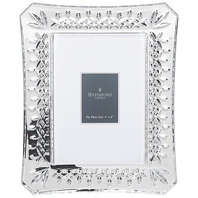 Waterford Crystal Lismore Picture Photo Frame 5 X 7 • 76£