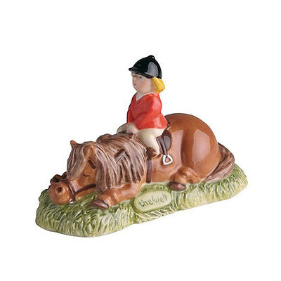 John Beswick Thelwell - Don't Tire Your Pony (Brown) • 22.40£