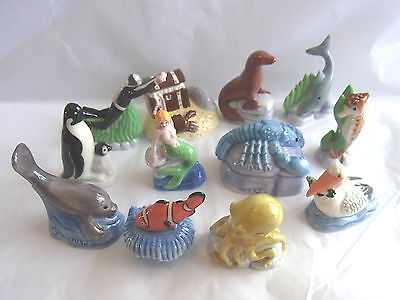Wade  Various UNDER THE SEA WHIMSIES & FULL SET • 5£