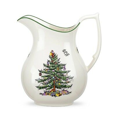 Spode Christmas Tree Large Jug 1.4ltr • 13.50£