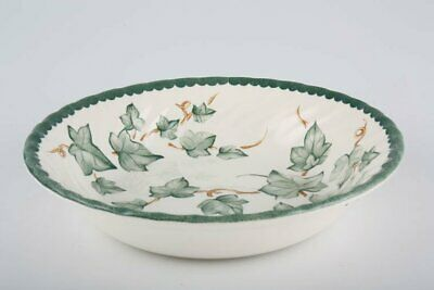 BHS - Country Vine - Oatmeal / Cereal / Soup Bowl - 98418Y • 7.70£