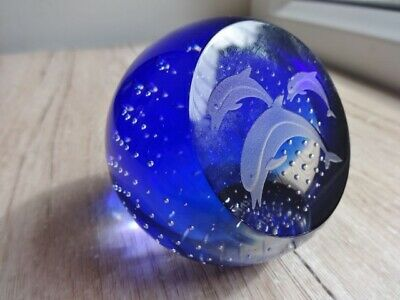 Caithness Paperweight Dolphins • 14.95£