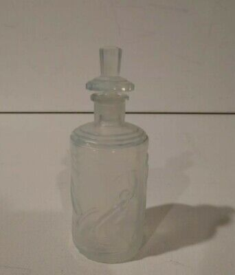 Sabino Opalescent Crystal Perfume Bottle Paris, France 6  Signed Perfect • 53.29£