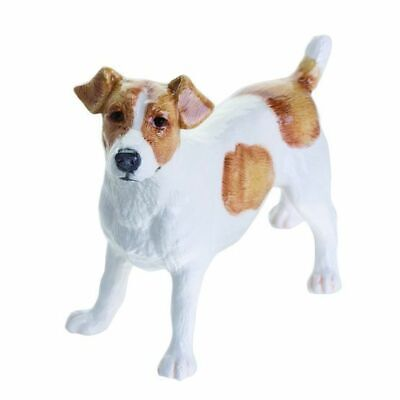 John Beswick Dogs - Jack Russell In Brown & White • 22.50£