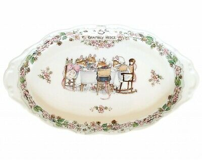 Brambly Hedge Tea Service Tray  • 35£