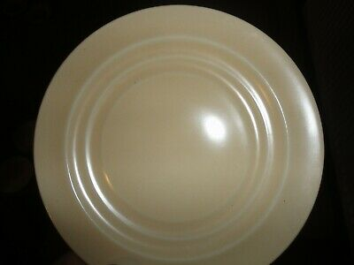 Six  Beige Branksome Side/tea Plates In  V.g. Condition  6.5 Inches In  Diameter • 14.99£