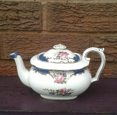 Antique Rare Booths Sevres Teapot Roses • 35£