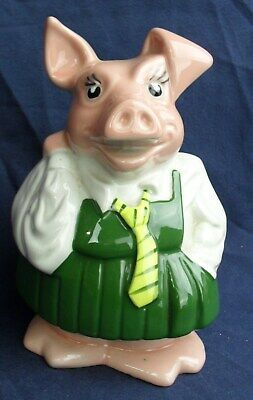 Wade Natwest Pig Annabel Excellent Cond With Original Stopper • 9.89£
