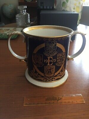 Spode European Commission 1973 Commemorative Tankard (Brexit) Only 500 Made • 65£