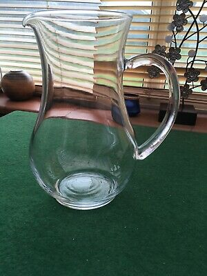 Dartington Glass Pitcher Style Jug • 10£