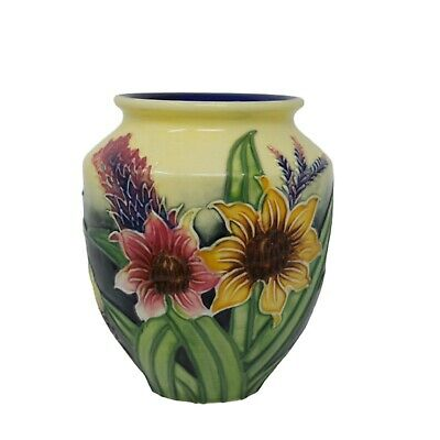 Old Tupton Ware Summer Bouquet Small Vase 4  TUP1177 • 21.95£