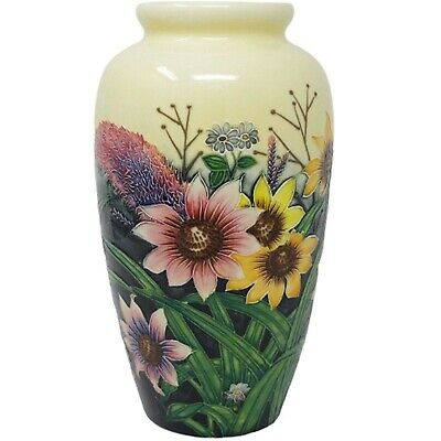Old Tupton Ware Summer Bouquet Large Vase 11  TUP1132 • 79.99£