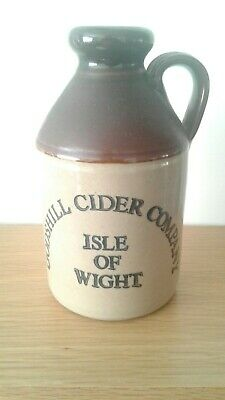 A Godshill Cider Co. Stoneware Jug By Pearsons Of Chesterfield  • 2£