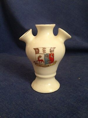 Crested China. Killarney. Vase. • 2£