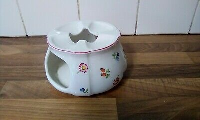 VILLEROY & BOCH Warmer Stand COUNTRY COLLECTION PETITE FLEUR  • 7.50£