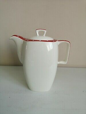 Retro Midwinter  Red Domino  Coffee/Hot Water Pot • 14.99£