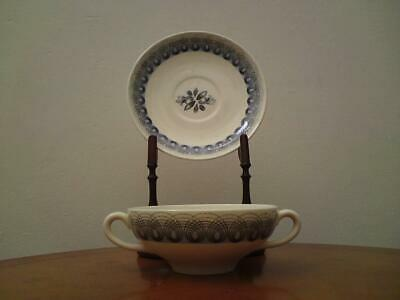 Wedgwood Etruria Eric Ravilious Harvest Festival Persephone Soup Cup & Saucer • 95£