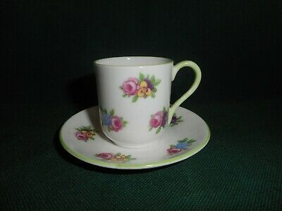 Miniature Shelley Cup & Saucer 13865 • 25£