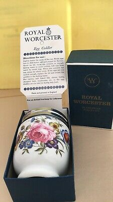 Royal Worcester Egg Coddler Bournemouth With Box And Instructions • 16.50£