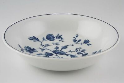 Wedgwood - Mikado - Home - Blue - Oatmeal / Cereal / Soup Bowl - 66198G • 17.15£