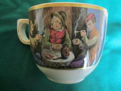 Prattware Cup - The Smokers & Passing The Pipe • 5.99£