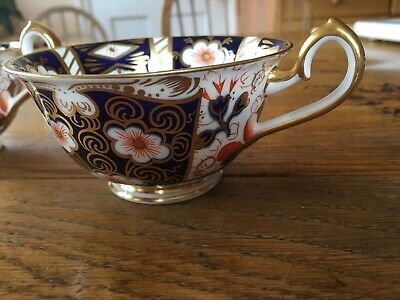 2 Teacups Crown Derby • 0.99£