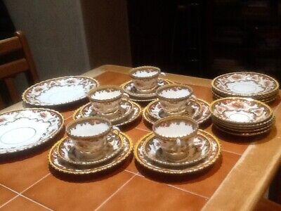 Antique Royal Albert Crown China Trios And Others • 18.99£