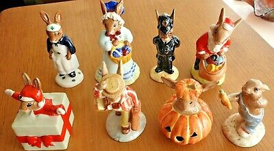 ROYAL DOULTON BUNNYKINS FIGURINE SELECTION  New Without Box, Choose From Menu • 12.99£