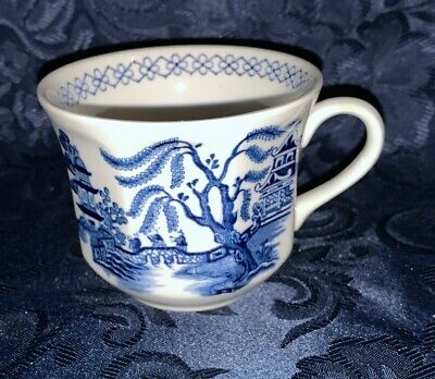 J & G Meakin England Willow Cup • 2£