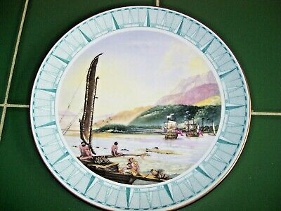 Spode The Great Explorers Series - Captain Cooks Discovery • 25£