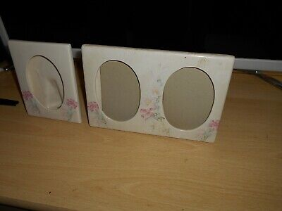Dartmouth Pottery Picture Frames , Single And Double • 12.99£