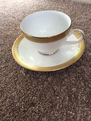Boots Imperial Gold Tea Cup And Saucer • 13.99£