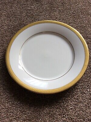 Boots Imperial Gold Dinner Plate • 15.99£