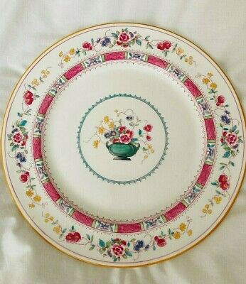 Vintage Royal Doulton Handpainted Plate Made For JJ Sweeney Jewelry Co Houston • 12.99£