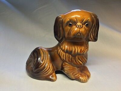 Cute Dog Figurine By Eastgate Pottery C1960 • 6.43£