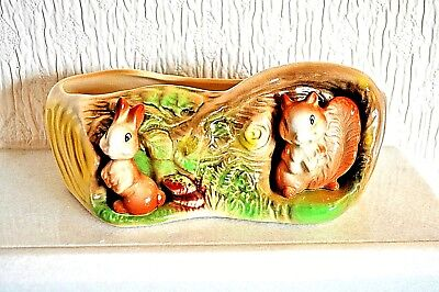 Eastgate  Withernsea Pottery -fauna  Bulb Trough • 7.99£