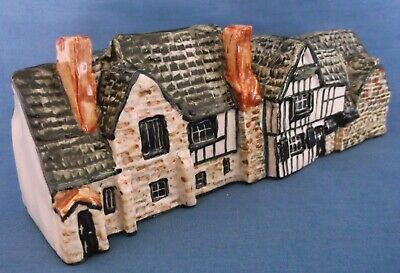 Vintage Tey Pottery The Almonry Evesham Worcester Large Figurine Rare • 24.99£