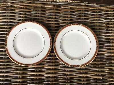 Marks And Spencer Connaught Tea Side Plates X 2 • 14£