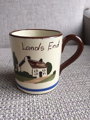 Land's End Sing A Song Of Sixpence Mug Motto Ware • 3.99£