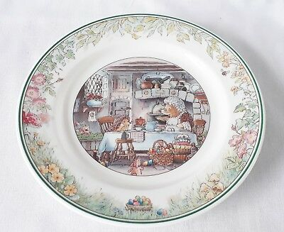 Villeroy And Boch Foxwood Tales Spring Tea Plate • 33£