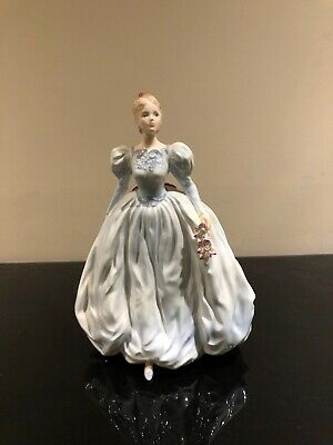 Coalport Figurine Of The Year -Lily • 20.10£
