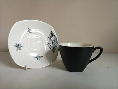 Midwinter  Nature Study  Coffee Cup & Saucer • 7.99£