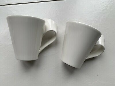 Villeroy Boch New Wave 2 Mugs 300 Ml • 14.50£