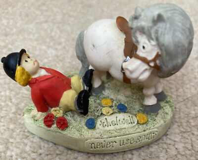 Beswick Thelwell Ponies • 11.50£