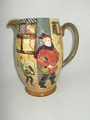 Large Beswick Relief Decorated Shakespeare Falstaff Jug 1948-1973 • 9.99£