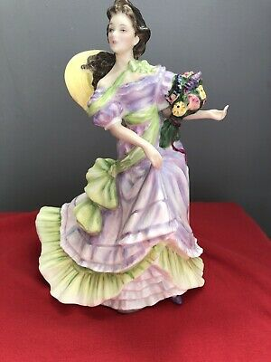 Royal Doulton - Summertime (style Two) - Hn3478. • 10.20£